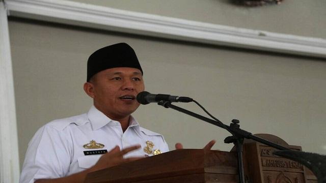 HUT Lampung Tengah Ke 71, Mustafa : Pelan Tapi Pasti, Lampung Tengah Akan Tunjukan Perubahan